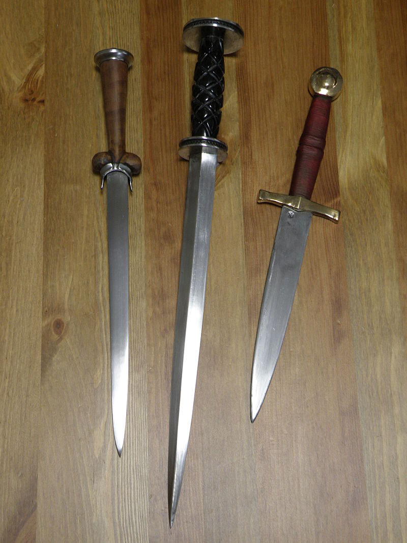 daga-medievale
