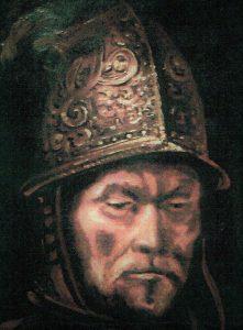 BALDACCIO D'ANGHIARI