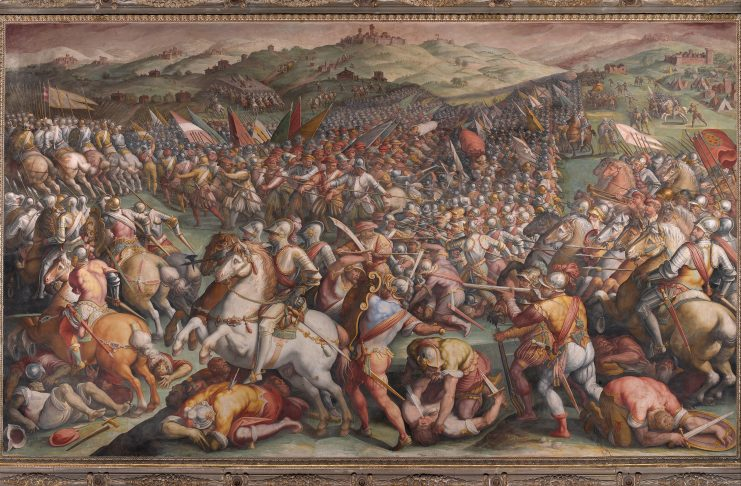 guerre medioevo Italia
